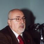 L'ex segretario del PD Rino Ranieri