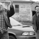 Una scena del film Nebraska