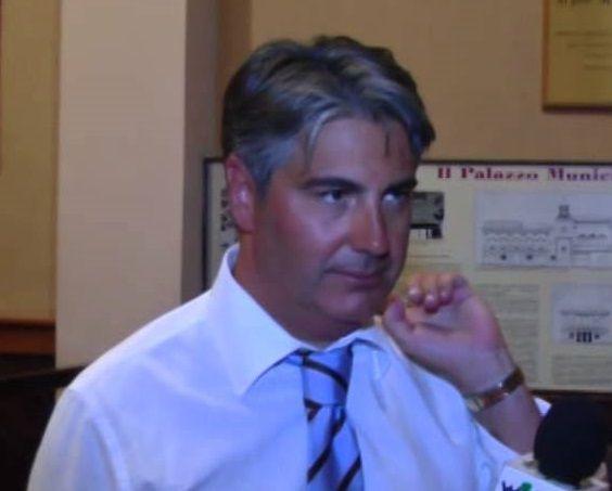 Vito Cerri, assessore all'Urbanistica del Comune di Conversano