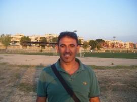 Il DS della Norba calcio Paolo Lovecchio