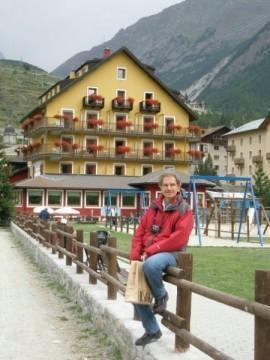 Alfredo Violante. Con Rino Ranieri animatore del blog Pensaredemocratico