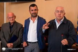 Fanelli, Denny Cazzorla e l'avv. Lovecchio