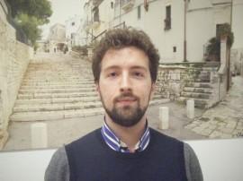 Il Presidente del Consiglio Comunale, Giuseppe D'Ambruoso