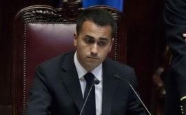 Il vicepresidente della Camera dei Deputati Luigi Di Maio (M5S)
