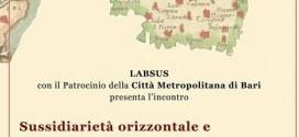 Amministrazione condivisa: Labsus si presenta con un incontro nel Palazzo dell'ex Provincia