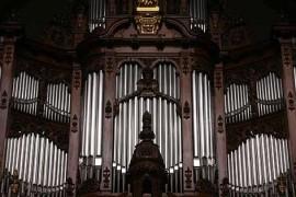 L'organo della cattedrale di Berlino