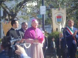 Il Vescovo Mons. Giuseppe Favale