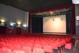 La sala principale del cine-teatro Norba