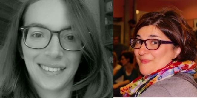 Annalisa Lacalandra e Chiara Candela per il NO al referendum