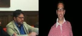 Da sinistra: Raffaele Capotorto del comitato per il SI  e Mario Loiacono presidente dell'associazione Adesso Conversano