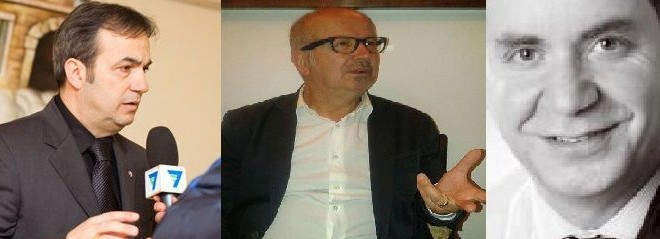 Giordano Piemontese e Mottola: mai con i lovasciani. La destra si spacca