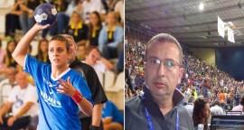 Laura Celeste Rotondo e Antonio Galizia