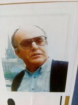 Il prof. Mario Scisci