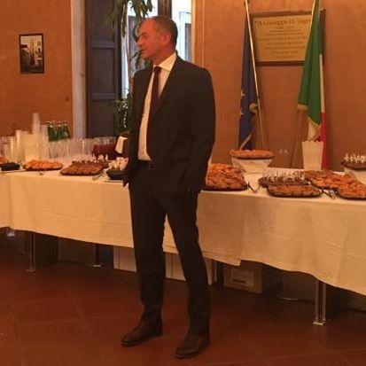 L'avv. Giuseppe Lovascio, ex sindaco di Conversano