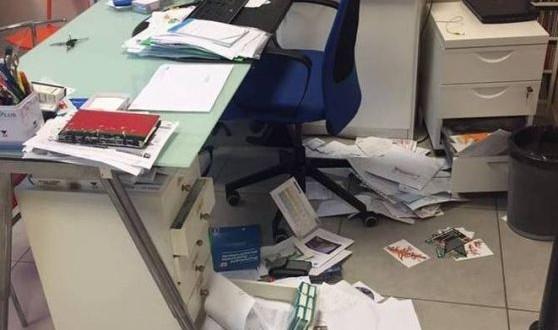 Ladri (?) entrano in quattro studi legali senza rubare nulla