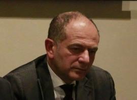 L'avv. Giuseppe Lovascio