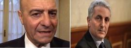 Nicola Latorre (PD) e Gaetano Quagliariello (Idea)