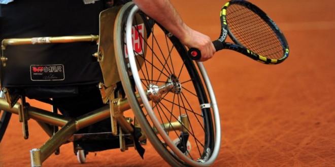 Tennis in carrozzina con l'associazione Con Loro e la FIT il 17 febbraio a Monopoli