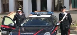 Mola di Bari,  arrestato dai Carabinieri stalker violento. In una circostanza ha picchiato anche sua madre