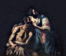 Artemisia, Carità romana