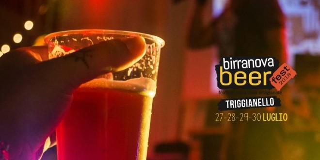 Birranova Beer Fest, torna il festival della birra artigianale a Triggianello dal 27 al 30 luglio
