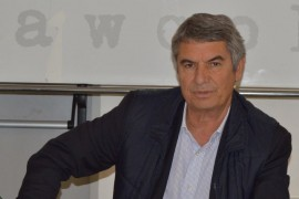 Il consigliere regionale di Art.1/LeU Ernesto Abaterusso