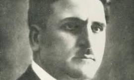 Giuseppe Di Nagno, conversanese deputato socialista, ucciso dai fascisti nel 1921 a Mola di Bari