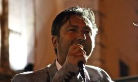 Il consigliere comunale Lorenzo Abbruzzi