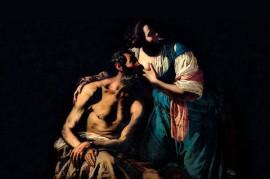 carità Romana di Artemisia Gentileschi