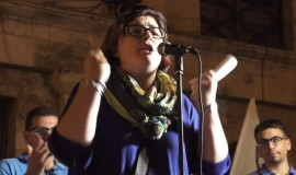 Chiara Candela, consigliera comunale di LeU per Conversano e presidente della I commissione consiliare permanente