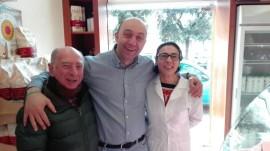 Vincenzo Nonna, Giovanni Giannuzzi, Cinzia Masi