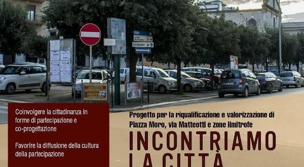 Piazza Carmine e via Matteotti, l'amministrazione incontra la città. Date e orari degli incontri