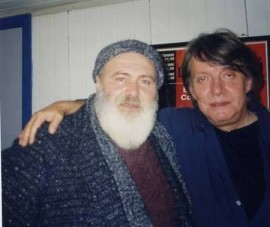 Gino Locaputo e Fabrizio De Andrè