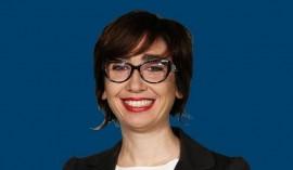 L'assessore ai Lavori Pubblici e vice sindaco Tania Fanigiuolo