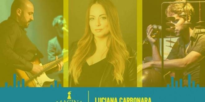 Luciana Carbonara Acoustic trio stasera alle 21,30