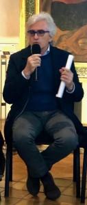 Il presidente della Fondazione DARTi, dott. Angelo L'Abbate