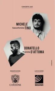 Donatello D'Attoma e Michele Tino