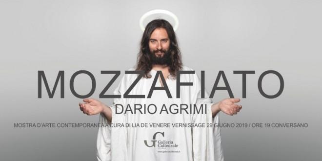 Sabato 29 giugno alle 19,00 vernissage alla Galleria Cattedrale con le opere di Dario Agrimi