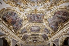 La meravigliosa chiesa di San Cosma