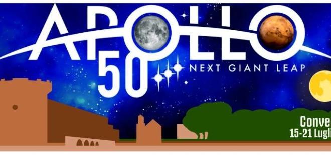 Apollo 50th, dal 15 al 21 luglio a Conversano in Villa Garibaldi. Prevista l'osservazione con telescopi