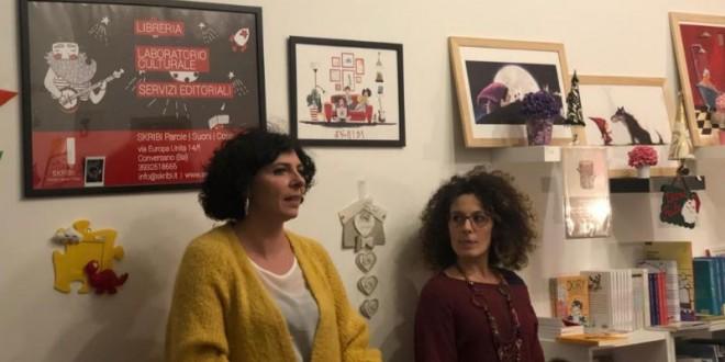 Conversano, nel centro storico nasce il bistrot letterario di Elena Manzari e Marica Tricase