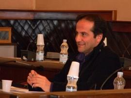 Gian Luigi Rotunno, assessore all'Urbanistica e Attività Produttive