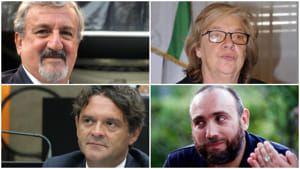 Emiliano, Gentile, Amati, Palmisano: in quattro alle primarie del 12 gennaio. A Conversano si vota in via Mazzini