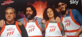 La famiglia Magistà in cucina su Sky1 sotto l'occhio vigile di Antonino Canavacciuolo