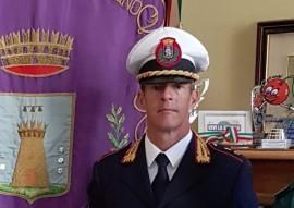 Il comandante dei Corpo dei Vigili Urbani MarcoZatelli