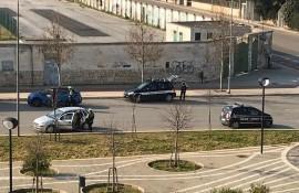 Pattuglie della Polizia Locale al lavoro