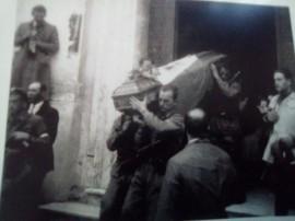 I funerali di Peppino Lorusso barbaramente ucciso dai tedeschi