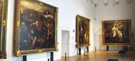 Le tele del Finoglio nella Pinacoteca del Castello