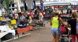 Il mercato settimanale del venerdì