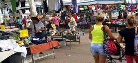 Rinviato il mercato settimanale del settore non alimentare